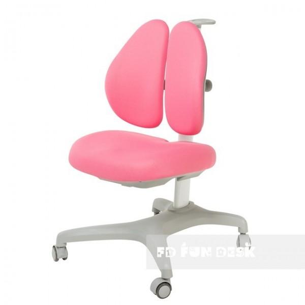 Fotel biurowy dla dziecka Bello II Pink (Ortopedyczne)
