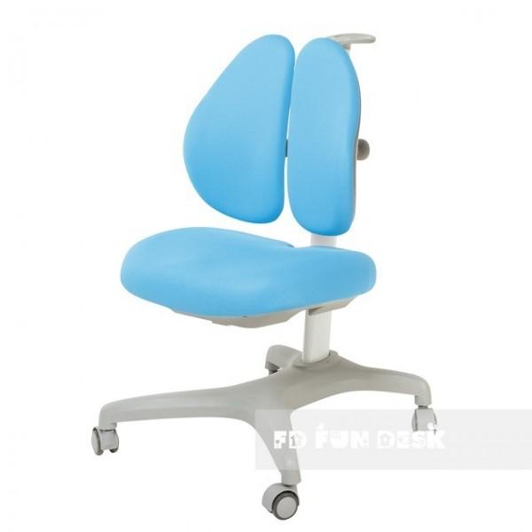 Fotel biurowy dla dziecka Bello II Blue (Ortopedyczne)