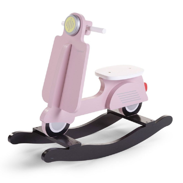 Childhome Bujak na biegunach skuter Pink