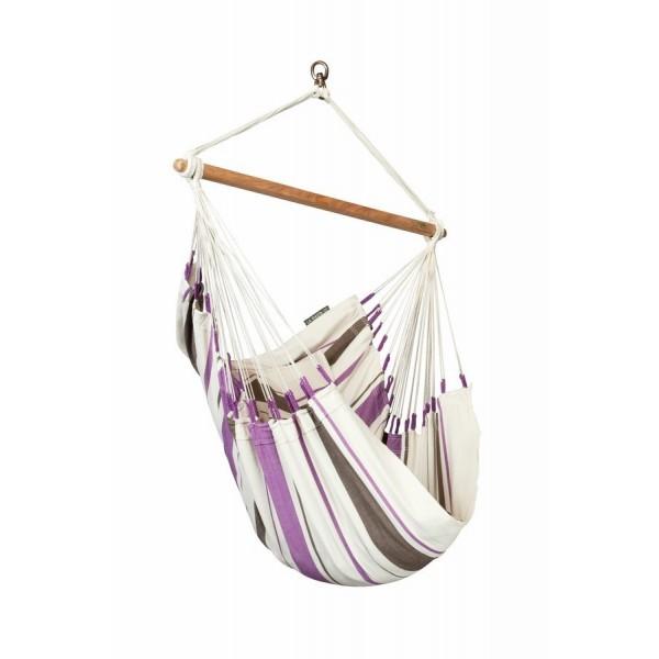 Caribena Purple - Fotel hamakowy dla dzieci