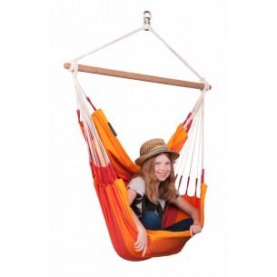 Orquidea Volcano - Fotel hamakowy dla dzieci