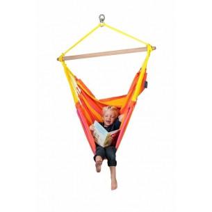 Sonrisa Mandarine - Fotel hamakowy dla dzieci