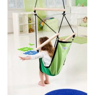 Huśtawka dla dzieci Kid's Swinger Green