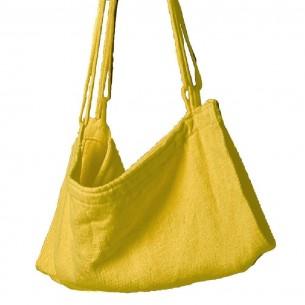 AZ-2040110 Footrest yellow - Podnóżek